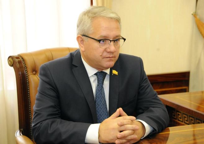 Министр образования Чувашии: Юрий Исаев