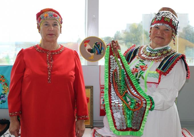 Вера Додина и Зинаида Орлова